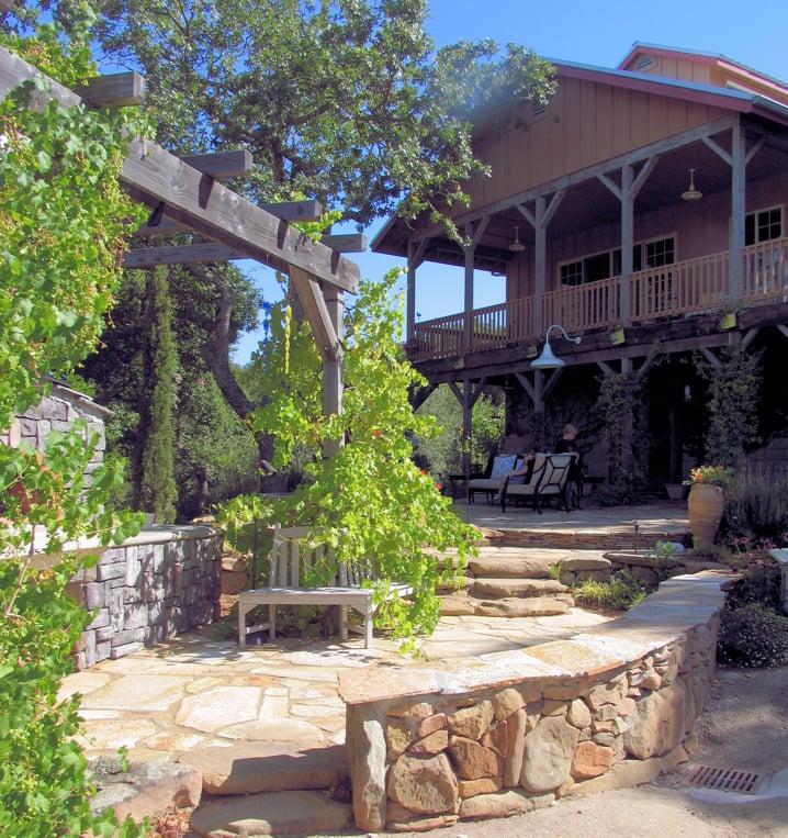 Arcadian Gardens Landscape Design & Contracting: Creston, CA
