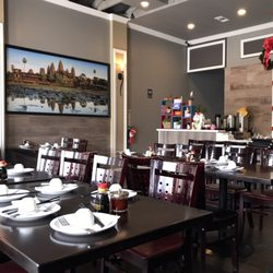 Photo Of Phnom Penh Restaurant Alameda Ca United States Dining Area
