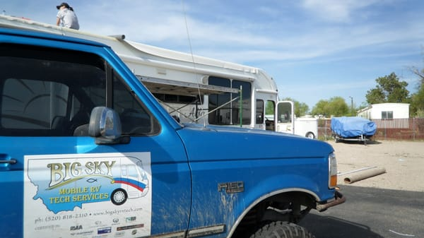 Big Sky Mobile Rv Tech Services Auto Repair 2749 N