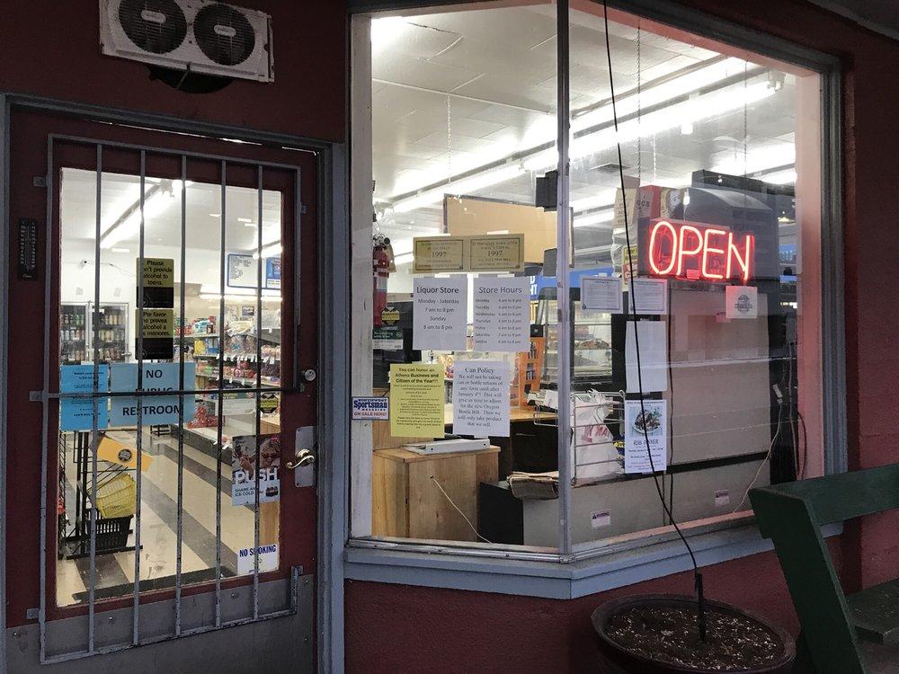 Athena Grocery: 313 E Main St, Athena, OR