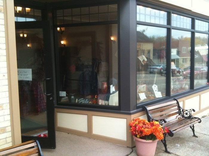 The Garment Shop: 125 W Main, Cambridge, WI