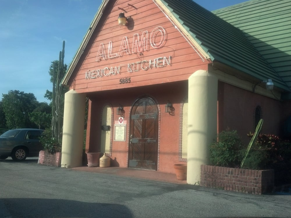 Photo Of Alamo Mexican Kitchen Restaurant Rockledge Fl United States Front Door