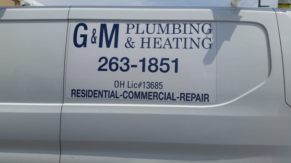 G & M Plumbing & Heating Inc