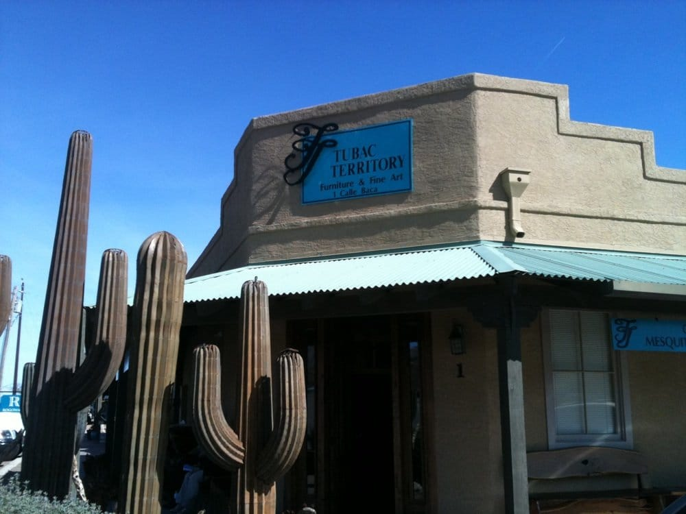 Tubac Territory Furniture Amp Interiors Art Galleries 1
