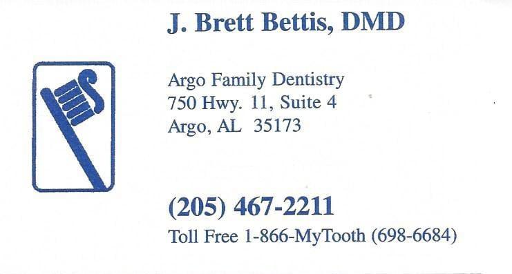 Argo Family Dentistry: 750 US Hwy 11, Trussville, AL