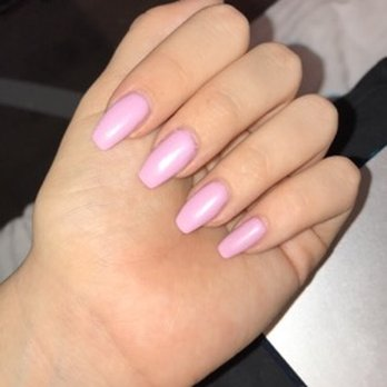 Photo Of Rose Nails Spa Vancouver Bc Canada Index Finger And