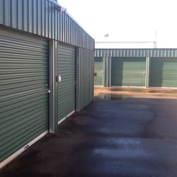 Photo Of Econo Storage Bacliff Tx United States Drive Up Access