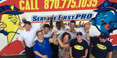 Service First Electrical and Plumbing: 610 Division Ave, Texarkana, AR