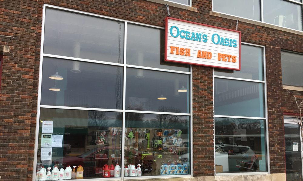 Oceans Oasis Fish and Pets: 518 Main St, Osage, IA