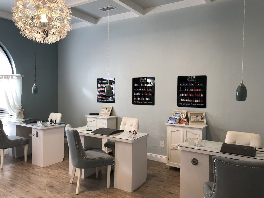 E'lan Salon and Spa: 1801 Shreve St, Punta Gorda, FL