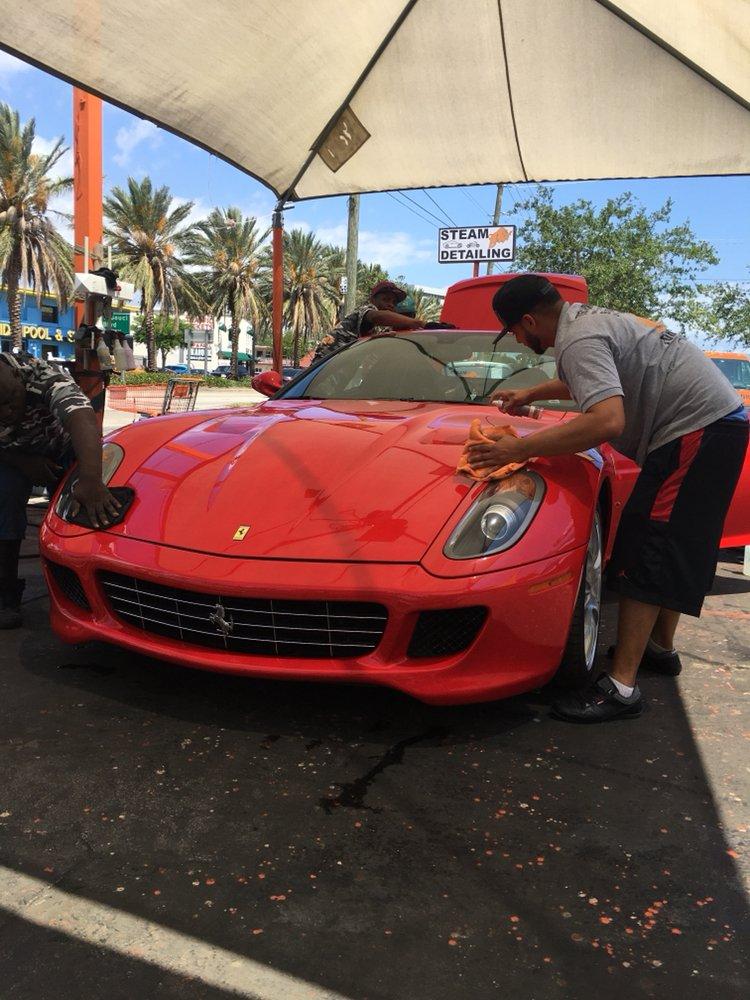 Miami Total Steam Auto Detailing: 11705 Biscayne Blvd, Miami, FL