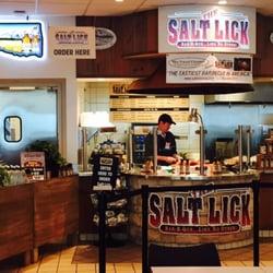 Pops restaurant salt lick