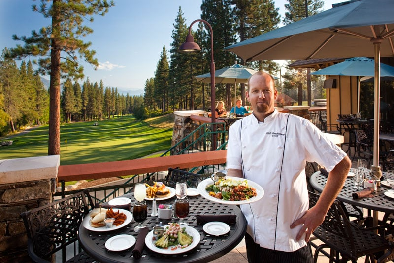 The Grille At The Chateau: 955 Fairway Blvd, Incline Village, NV