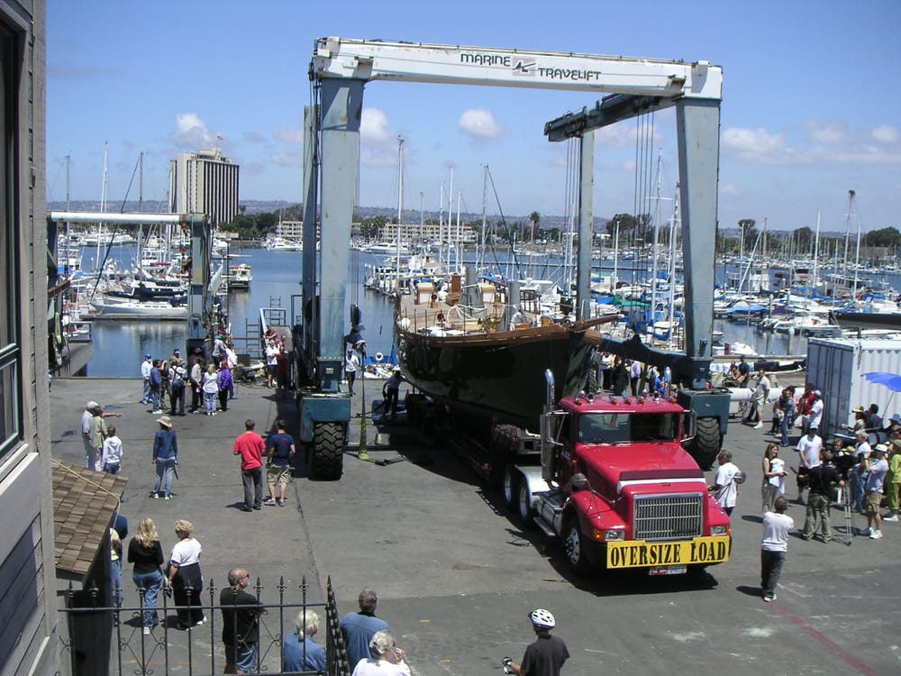 San Diego Boat Movers - 19 Photos - Self Storage - 6996 A
