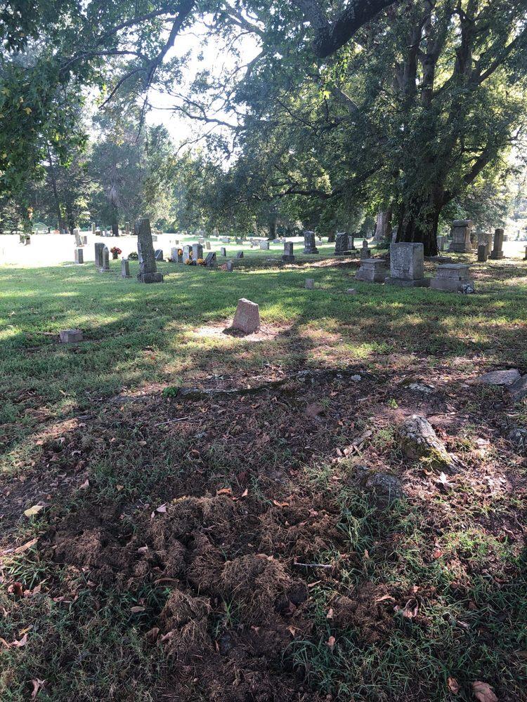 tomberlin cemetery: England, AR