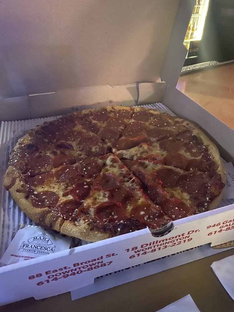 OH Pizza & Wings: 946 Galloway Rd, Galloway, OH