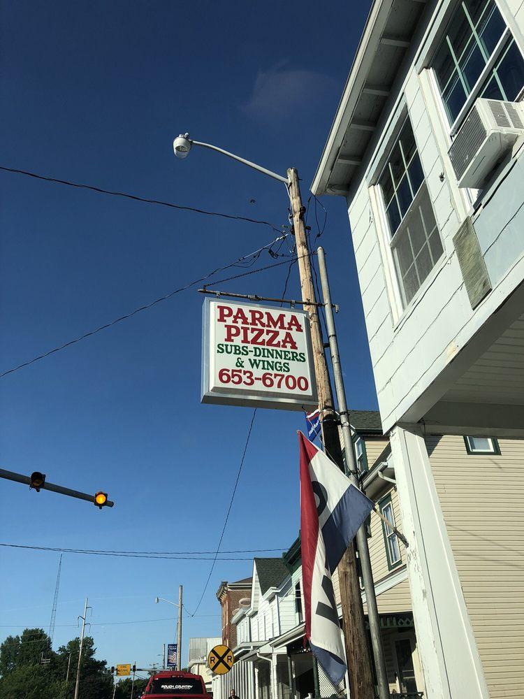 Parma Pizza: 400 Main St, Clayton, DE