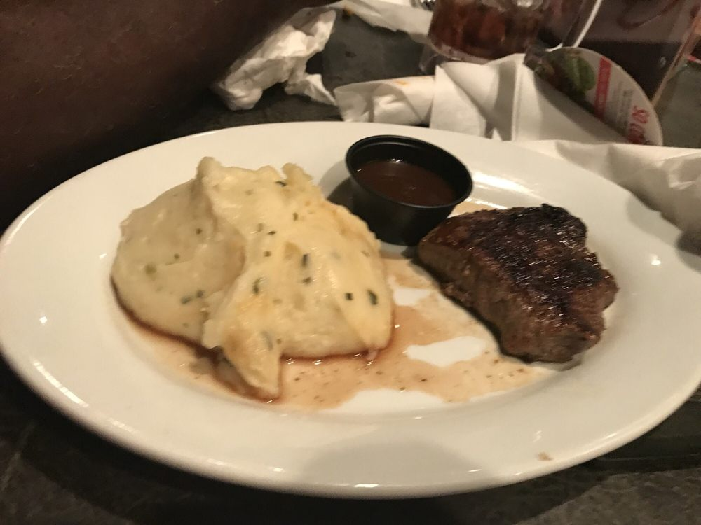 Food from Ruby Tuesday