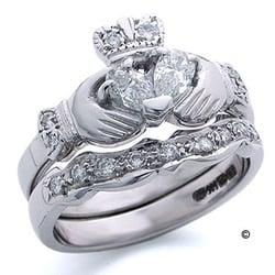 photo of linda clifford scottish irish merchant bethel me united states - Scottish Wedding Rings