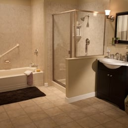 Bathroom Remodeling Omaha Ne Collection midwest bathroom remodeling - 11 photos - contractors - 13625 c st