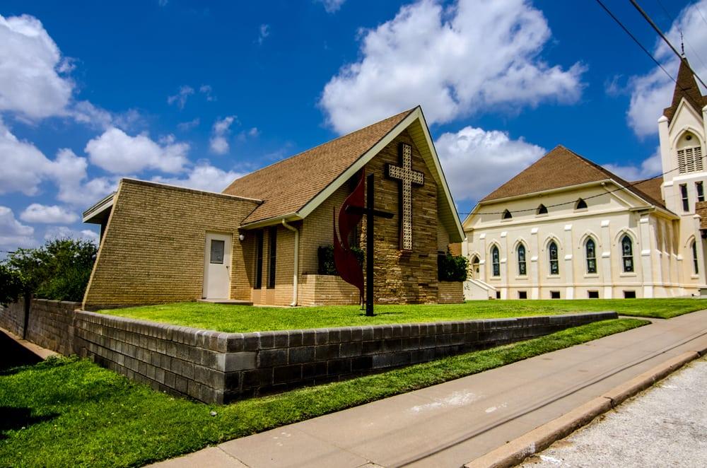 First Baptist Church: 301 Chestnut St, Colorado City, TX