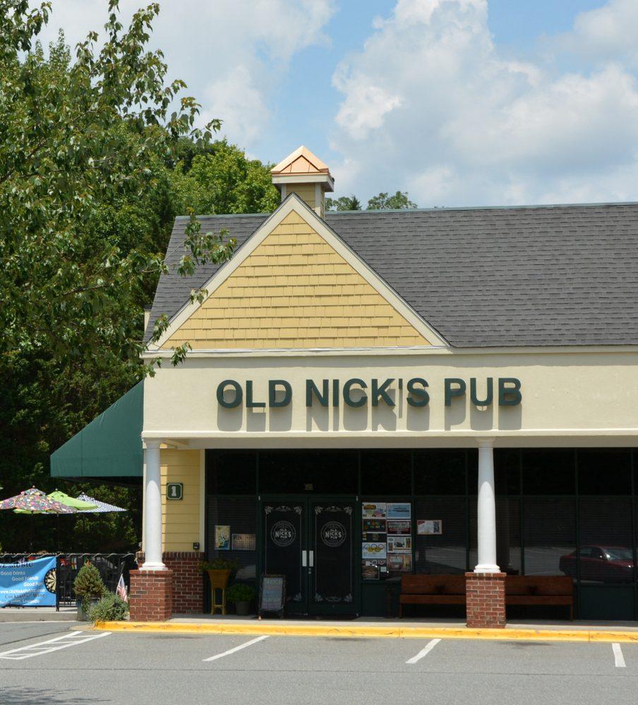 Old Nick's Pub: 191 Lowes Foods Dr, Lewisville, NC