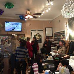 Paradise Salon 168 Photos 182 Reviews Nail Salons 5643 - Salon-madera