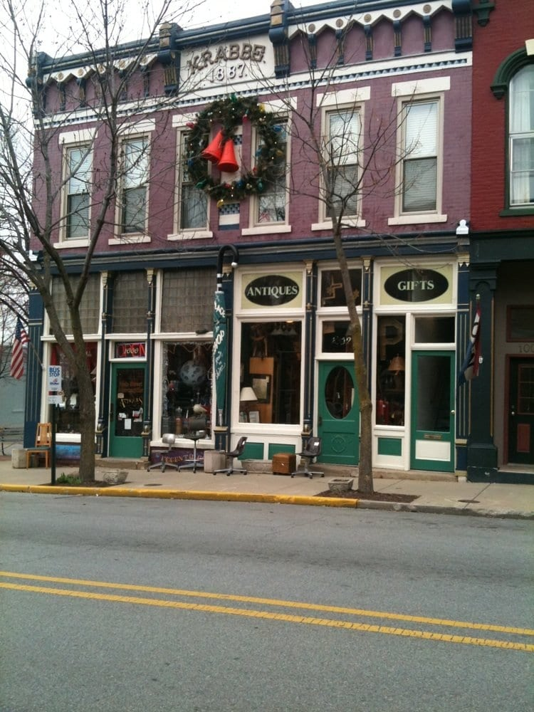 Main Street Mercantile: 1000 Main St, Lafayette, IN