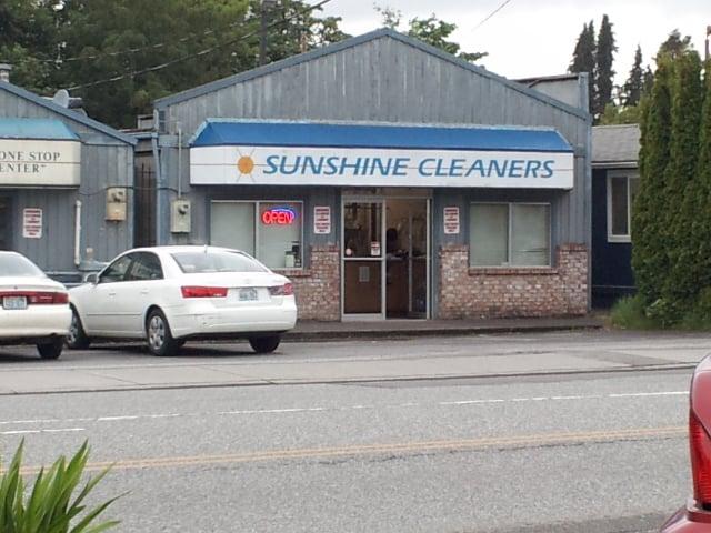 Arlington Sunshine Cleaners: 106 W 5th St, Arlington, WA