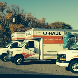 Photo Of AAA Wildcat Storage   Ellensburg, WA, United States. U Haul Trucks