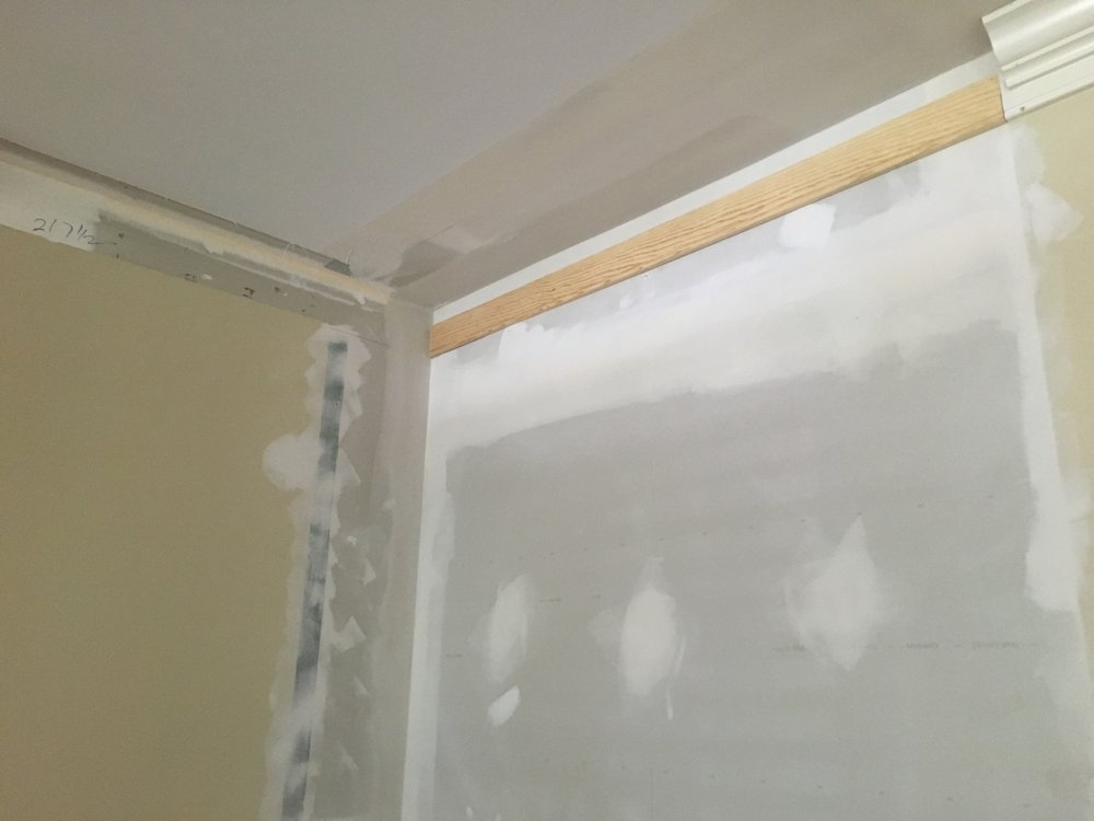 Wall Build Ceiling Finish Yelp