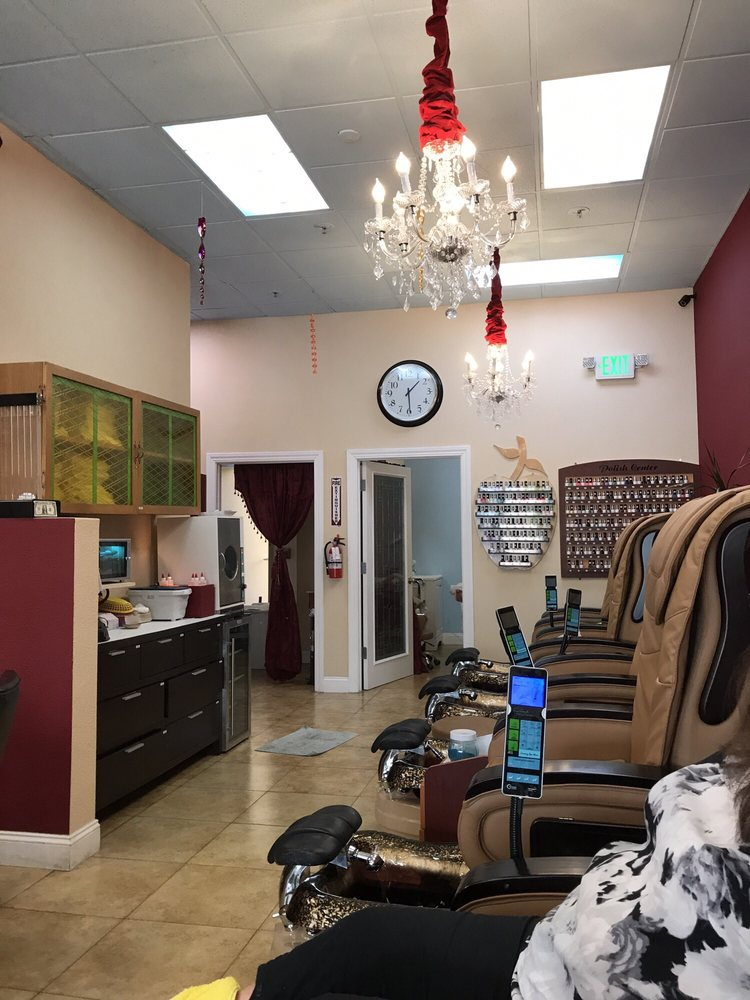 JD Nail Spa & Salon: 8324 Bennington Ct, Vallejo, CA