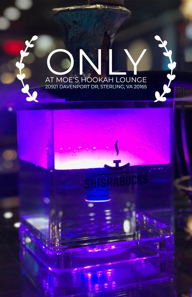 Moe's Hookah Lounge: 20921 Davenport Dr, Sterling, VA