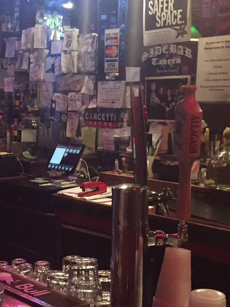 The Sidebar Tavern
