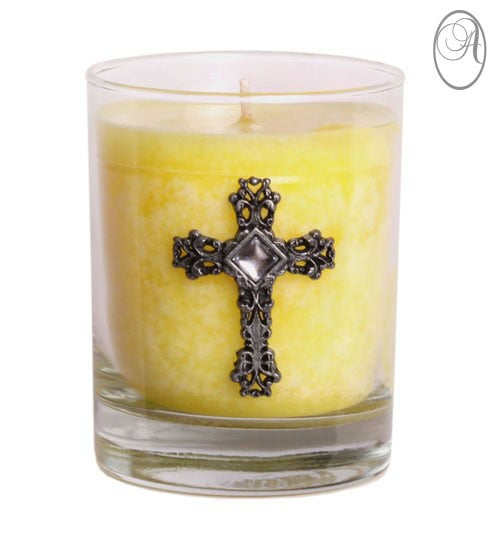 Cross scented candles in glass enlighten your for Top selling candle fragrances