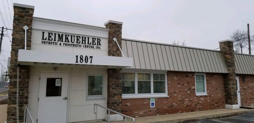 Leimkuehler Orthotic & Prosthetic Center: 1807 W Perkins Ave, Sandusky, OH