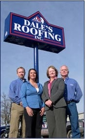 Dale's Roofing: 5681 E US Hwy 60, Rogersville, MO