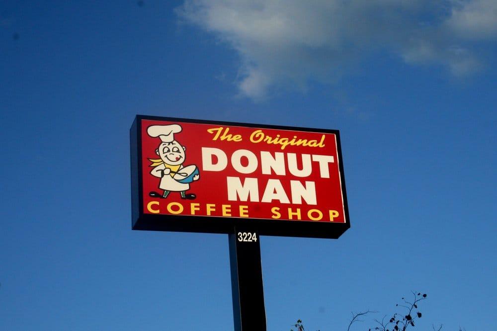The Donut Man Bakery