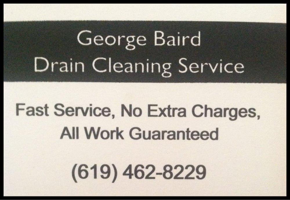 George Baird Drain Service