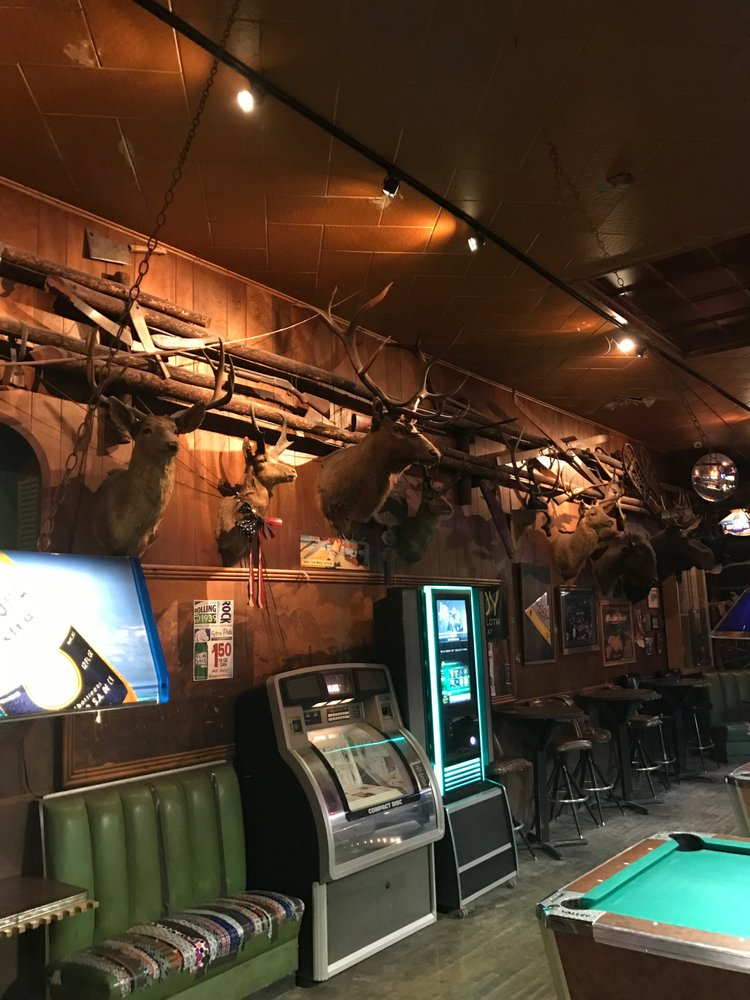 The Rifleman Club Bar: 120 4th St, Rawlins, WY