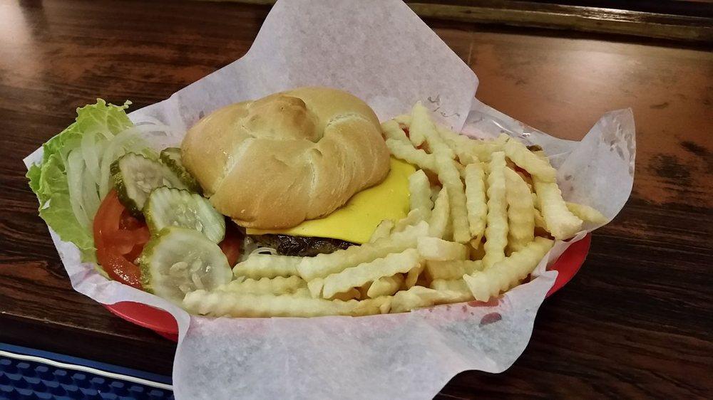 Shyla's Hideaway, Bar & Grill: 330 E Main, Challis, ID