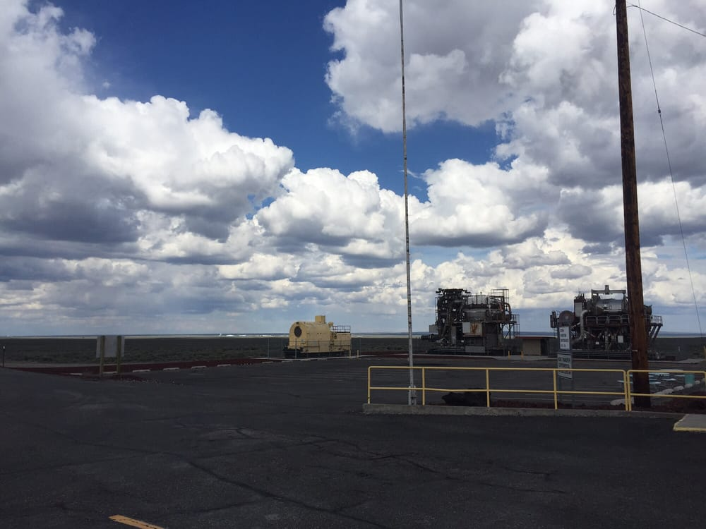 Experimental Breeder Reactor 1: US Hwy 20/26, Arco, ID