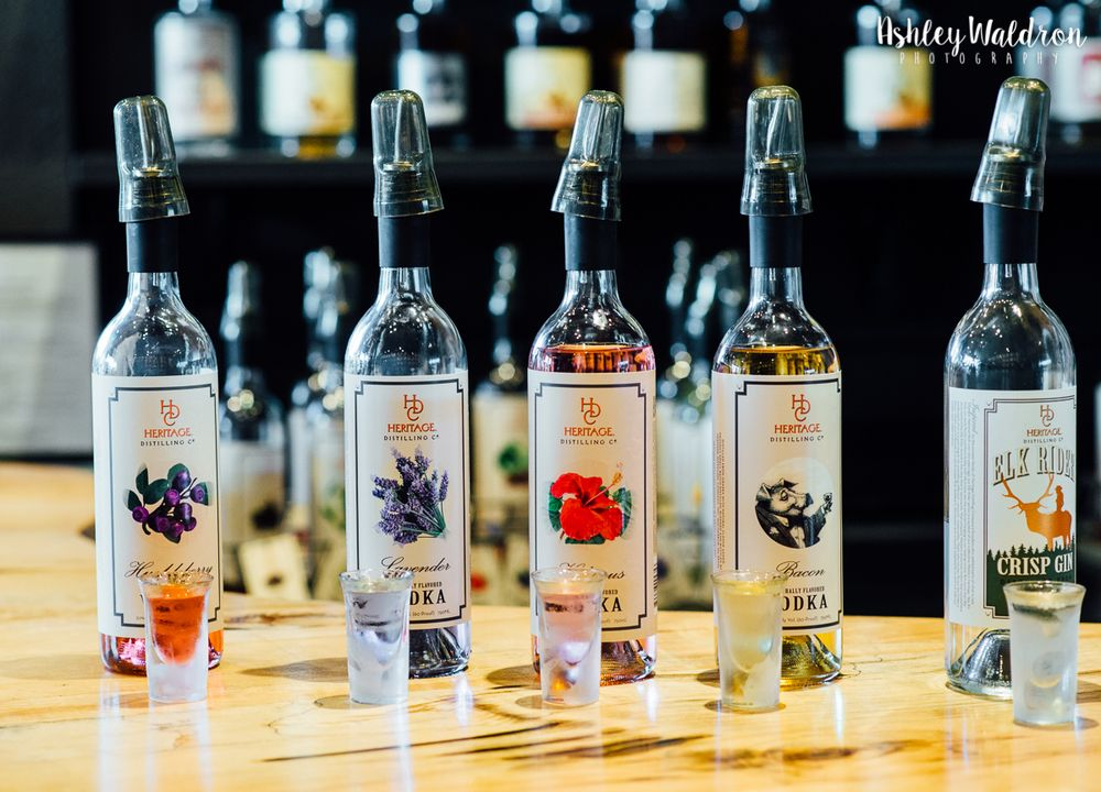 Heritage Distilling Company: 3118 Harborview Dr, Gig Harbor, WA