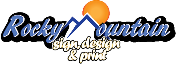 Rocky Mountain Sign, Design & Print: 611 Coffeen Ave, Sheridan, WY
