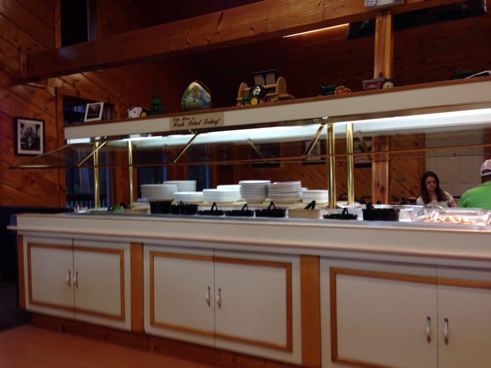 Farm House Restaurant: 9201 Hwy 111, Byrdstown, TN