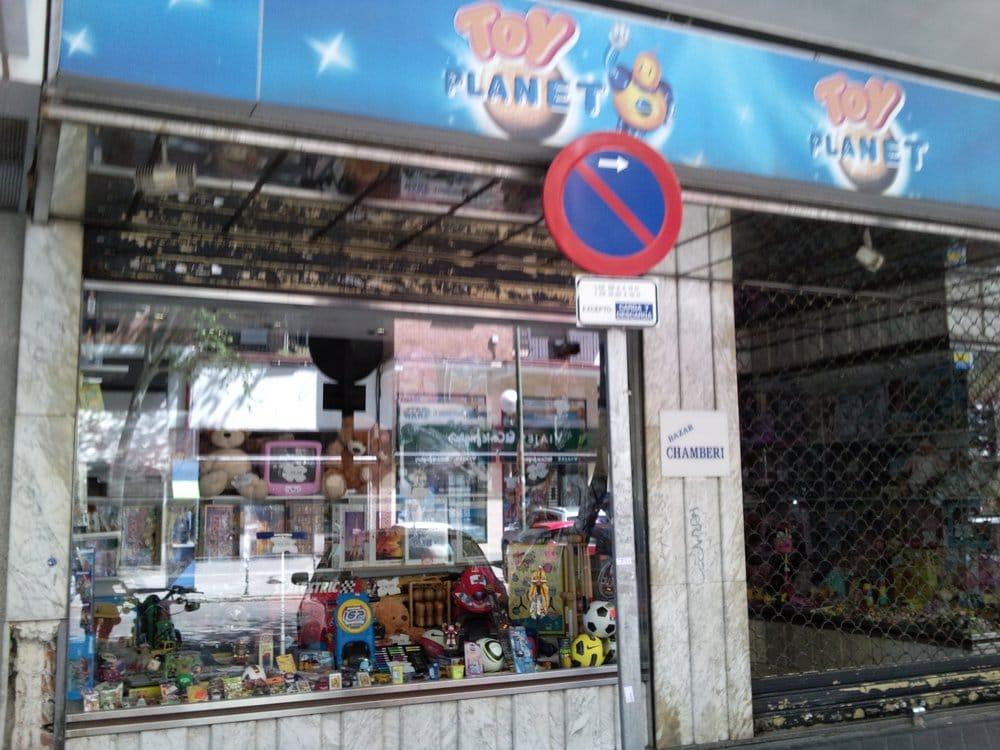 Toy Planet Bazar