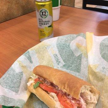 bf5862661a8570 Subway - Sandwiches - 102 Walmart Dr