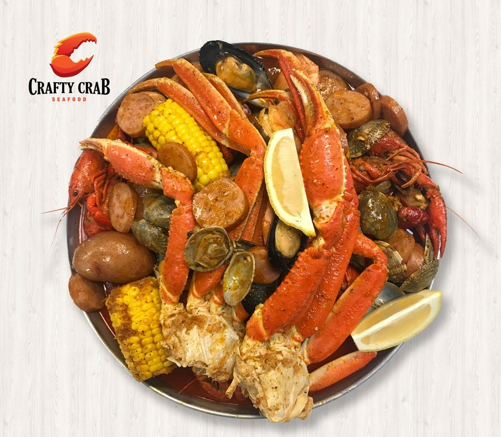 Crafty Crab: 147 N Congress Ave, Boynton Beach, FL