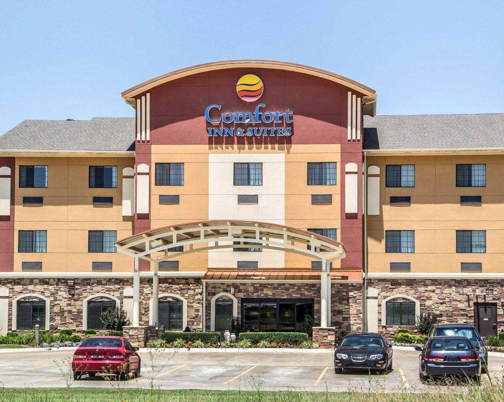 Comfort Inn & Suites Glenpool: 12119 North Casper St, Jenks, OK