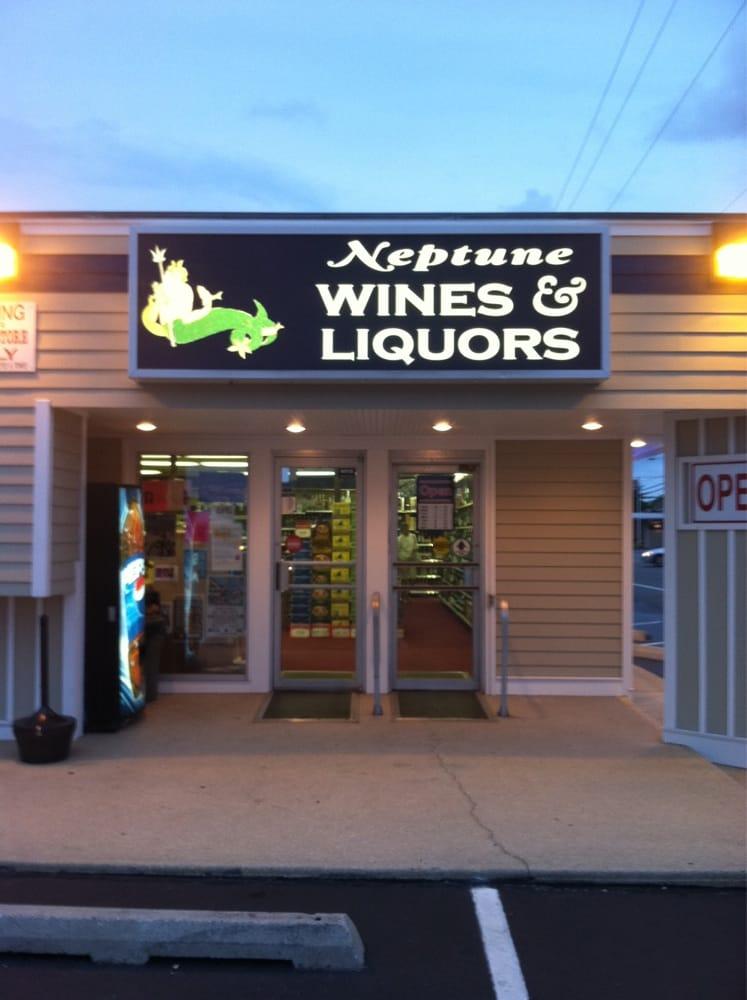 Neptune Wines & Liquors: 8006 Long Beach Blvd, Harvey Cedars, NJ